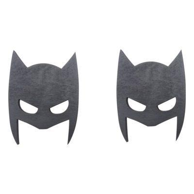Knage maske sort - Afairytale