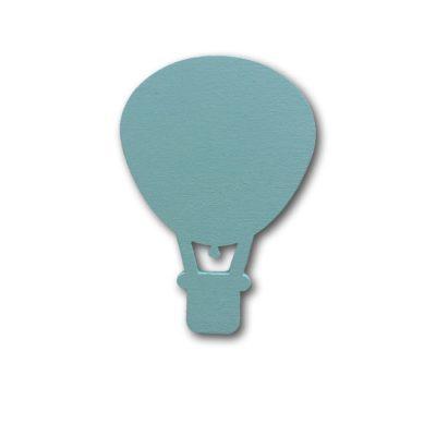 alm. luftballon knage petroliums grøn