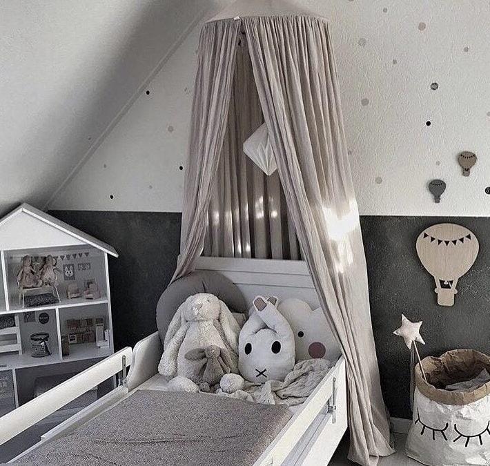Søde og dekorative vågelamper til børneværelset er et must