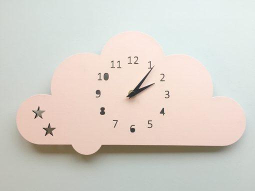 Svævende sky ur