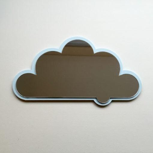 Image of   Sky spejl, blå – valgfri farve