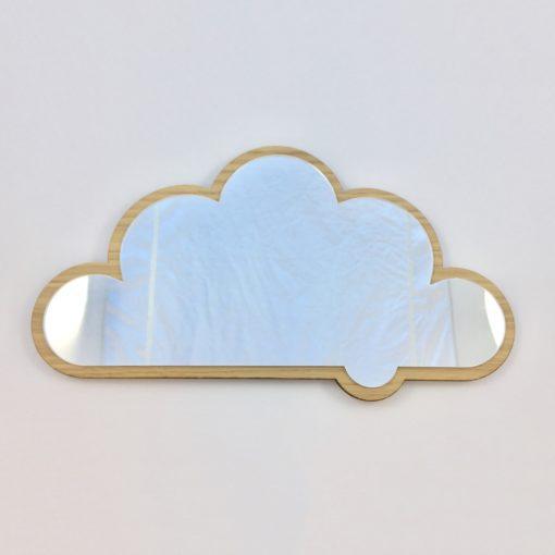 Image of   Sky spejl – træ