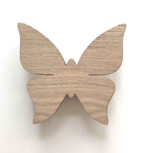 sommerfugle greb til pigeværelset