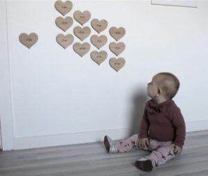 Højdemåler til børn