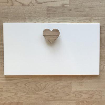 Hjerte greb til FÖLJA front fra IKEA