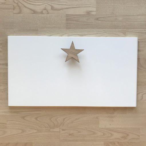 Stjerne greb til børne hylder
