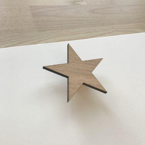 Stjerne greb skuffer og skabe fra ikea