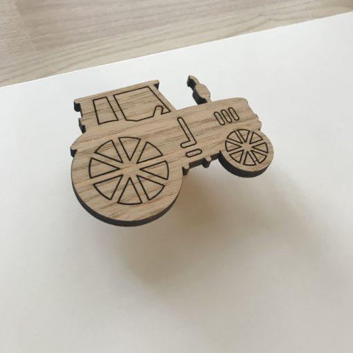 Traktor greb til FÖLJA front fra ikea