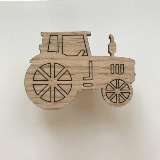 Traktor greb til børne reol eller låge