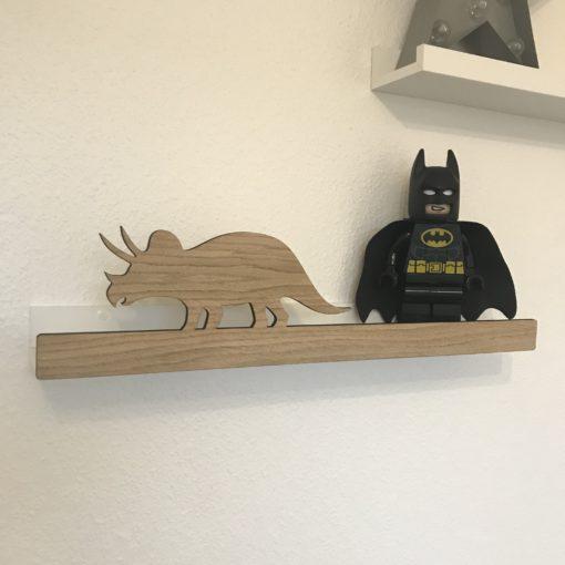 Triceratops Hyldefront - Ikea Hack på børneværelse