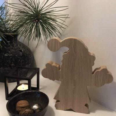 Nissekone - julepynt 2020 egetræ