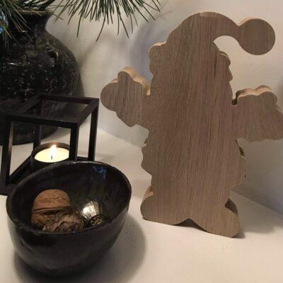 Nissemand julepynt egetræ - julepynt 2020