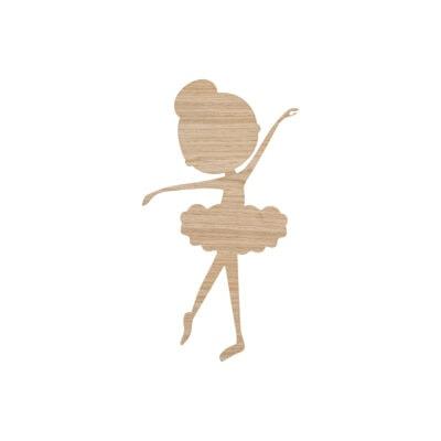 Effacé balletdanser 50 cm høje