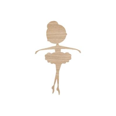 Croisé danser 50 cm til pigeværelse