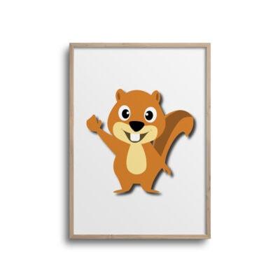 egern plakat