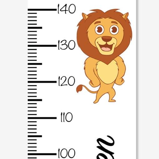 øjdemåler løve m navn (zoom)