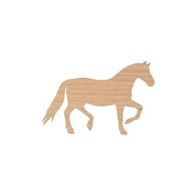 Hest Vægdekoration