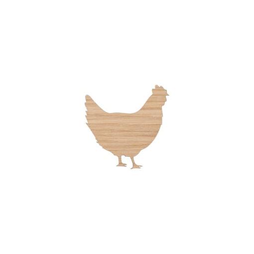 Høne vægdekoration