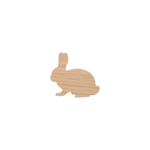 Kanin vægdekoration